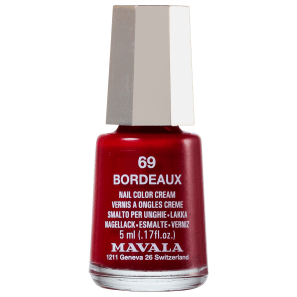 Mavala Mini Colours Bordeaux - Esmalte Cremoso 5ml