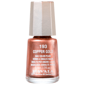 Mavala Mini Colours Copper Gold - Esmalte Metálico 5ml