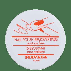 Mavala Nail Polish Remover Pads - Disco Removedor de Esmalte (30 unidades)