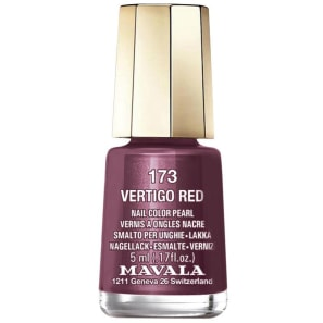 Mavala Paradox Colours Vertigo Red - Esmalte 5ml