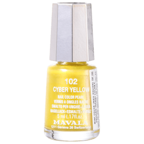 Mavala Techni Colors Cyber Yellow - Esmalte Cremoso 5ml