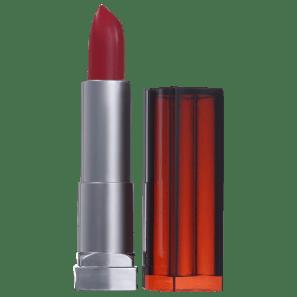 Maybelline Color Sensational Vermelhos Poderosos 310 Segundas Intenções - Batom Cremoso 4,2g