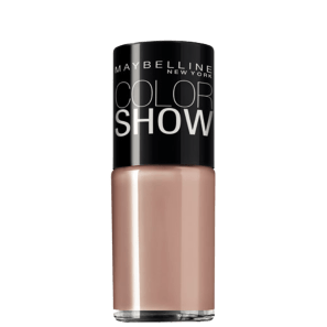 Maybelline Color Show Essentials Classic Nude - Esmalte Cremoso 9ml