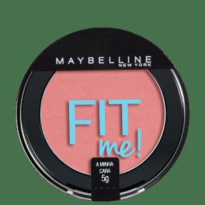 Maybelline Fit Me! 02 A Minha Cara - Blush Cintilante 5g