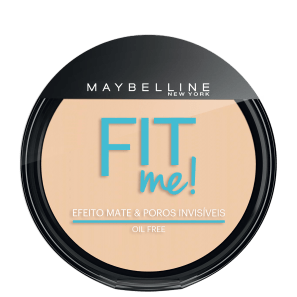 Maybelline Fit Me! 000 Essencial - Pó Compacto Translúcido