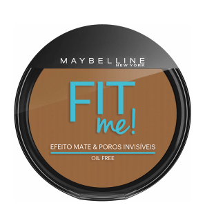 Maybelline Fit Me! 300 Escuro Original - Pó Compacto