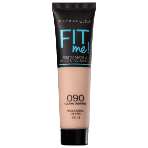 Maybelline Fit Me! Toque Matte + Fresh 090 - Base Líquida 35ml