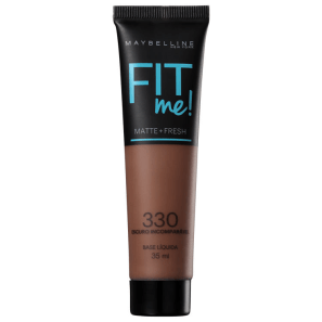 Maybelline Fit Me! Toque Matte + Fresh 330 - Base Líquida 35ml