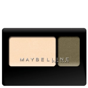 Maybelline New Expertwear Eyeshadow Duo Sunkissed Olive - Paleta de Sombras 2,4g