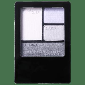 Maybelline New Expertwear Eyeshadow Velvet Crush - Paleta de Sombras 4,8g