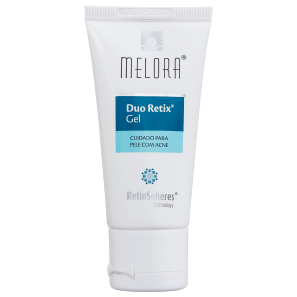 Melora Duo Retix Gel - Tratamento para Acne 30ml