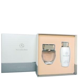 Mercedes-Benz Conjunto Feminino for Her - Eau de Parfum 60ml + Loção 100ml
