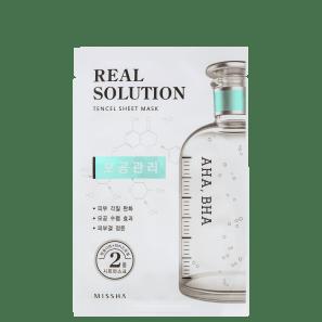 Missha Real Solution Pore Control - Máscara Facial 25g