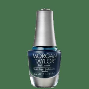 Morgan Taylor Chrome Mini Ultra Marine 76 - Esmalte Cremoso 5ml