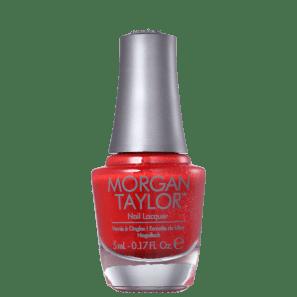 Morgan Taylor Mini She Wore Red 32 - Esmalte Cremoso 5ml
