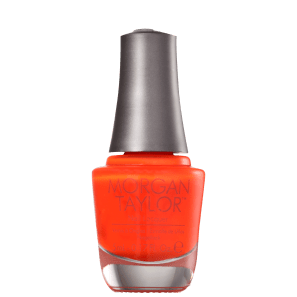 Morgan Taylor Orange Crush 28 - Esmalte Laranja 5ml