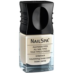 Alessandro International Nail Spa Nourishing Base Coat - Base Incolor para Unhas 10ml