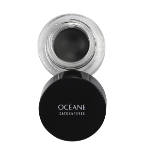 Océane Catch My Eyes Black - Delineador em Gel 2,6g