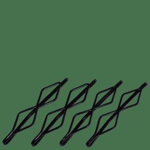 Océane Complete My Look 14 Black - Grampo de Cabelo (4 Unidades)