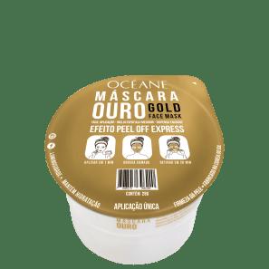 Océane Máscara Ouro - Máscara Facial 28g