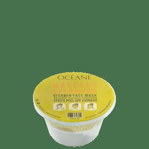 Océane Máscara Vitamina - Máscara Facial 28g