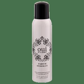 Oui Je t'Aime Real Time - Spray Desodorante Feminino 150ml