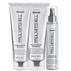 Kit Paul Mitchell Forever Blonde Dramatic (3 Produtos)
