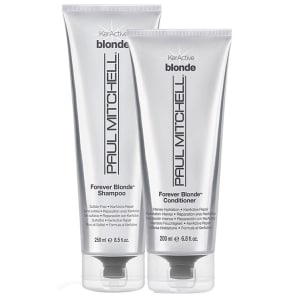 Kit Paul Mitchell Forever Blonde Duo (2 Produtos)
