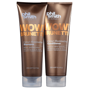 Kit Phil Smith Wow! Brunette Duo (2 Produtos)