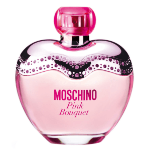 Pink Bouquet Moschino Eau de Toilette - Perfume Feminino 30ml