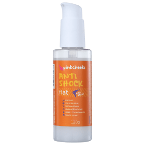 Pink Cheeks Anti Shock Flat - Leave-in 120ml