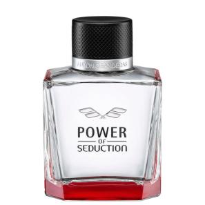 Power of Seduction Antonio Banderas Eau de Toilette - Perfume Masculino