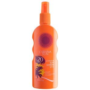 Cabana Sun Protective Sun Lotion Spray Spf 20 - Protetor Solar 200ml
