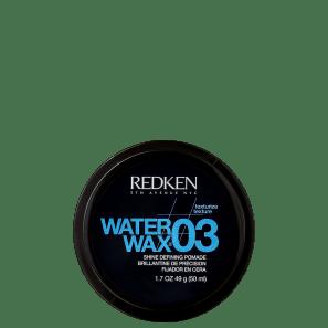 Redken Style Texturize Water Wax 03 - Pomada Modeladora 50ml