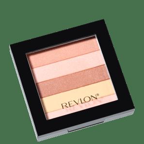 Revlon Highlighting Palette Peach Glow - Blush Luminoso 7,5g