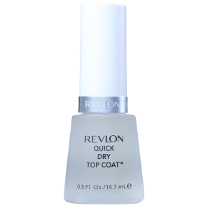 Revlon Quick Dry Top Coat - Base Fixadora de Esmalte 14,7ml