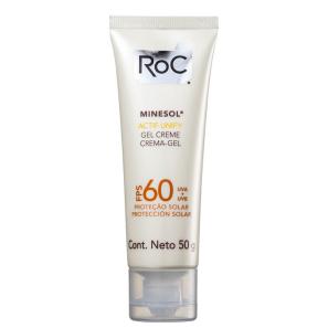 RoC Minesol Actif Unify FPS 60 - Protetor Solar Facial 50g