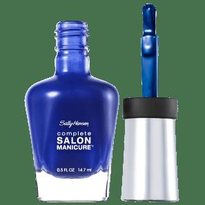 Sally Hansen Complete Salon Manicure 521 Blue My Mind - Esmalte Metálico 14,7ml