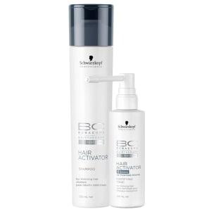 Kit Schwarzkopf Professional BC Bonacure Hair Activator Fortifying (2 Produtos)