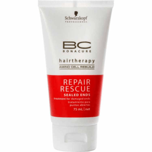 Schwarzkopf Professional BC Bonacure Repair Rescue Sealed Ends - Reparador de Pontas 75ml
