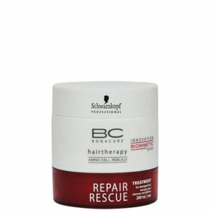 Schwarzkopf Professional BC Bonacure Repair Rescue Treatment - Máscara de Tratamento 200ml