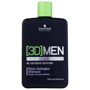 Schwarzkopf Professional 3DMension Root Activator - Shampoo Antiqueda 250ml