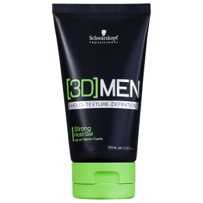 Schwarzkopf Professional 3DMension Strong - Gel Fixador 150ml