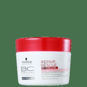 Schwarzkopf Professional BC Bonacure Repair Rescue Reversilane Deep - Máscara Capilar 200ml