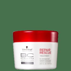 Schwarzkopf Professional BC Bonacure Repair Rescue - Máscara Capilar 200ml