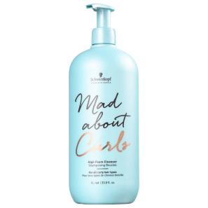 Schwarzkopf Professional Mad About Curls - Shampoo sem Sulfato