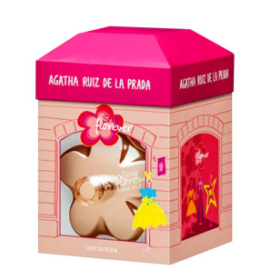 Sexy Florever Agatha Ruiz de La Prada Fashion Collection Eau de Toilette - Perfume Feminino 80ml