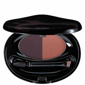 Shiseido Eyebrow & Eyeliner Compact Deep Brown - Duo Sombra e Delineador