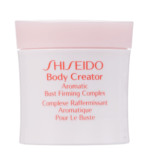Shiseido Global Care Body Creator Aromatic Bust Firming Complex - Creme Firmador de Seios 75ml