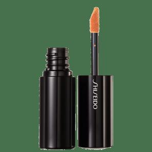 Shiseido Lacquer Rouge GD817 Athena - Batom Líquido Cintilante 6ml